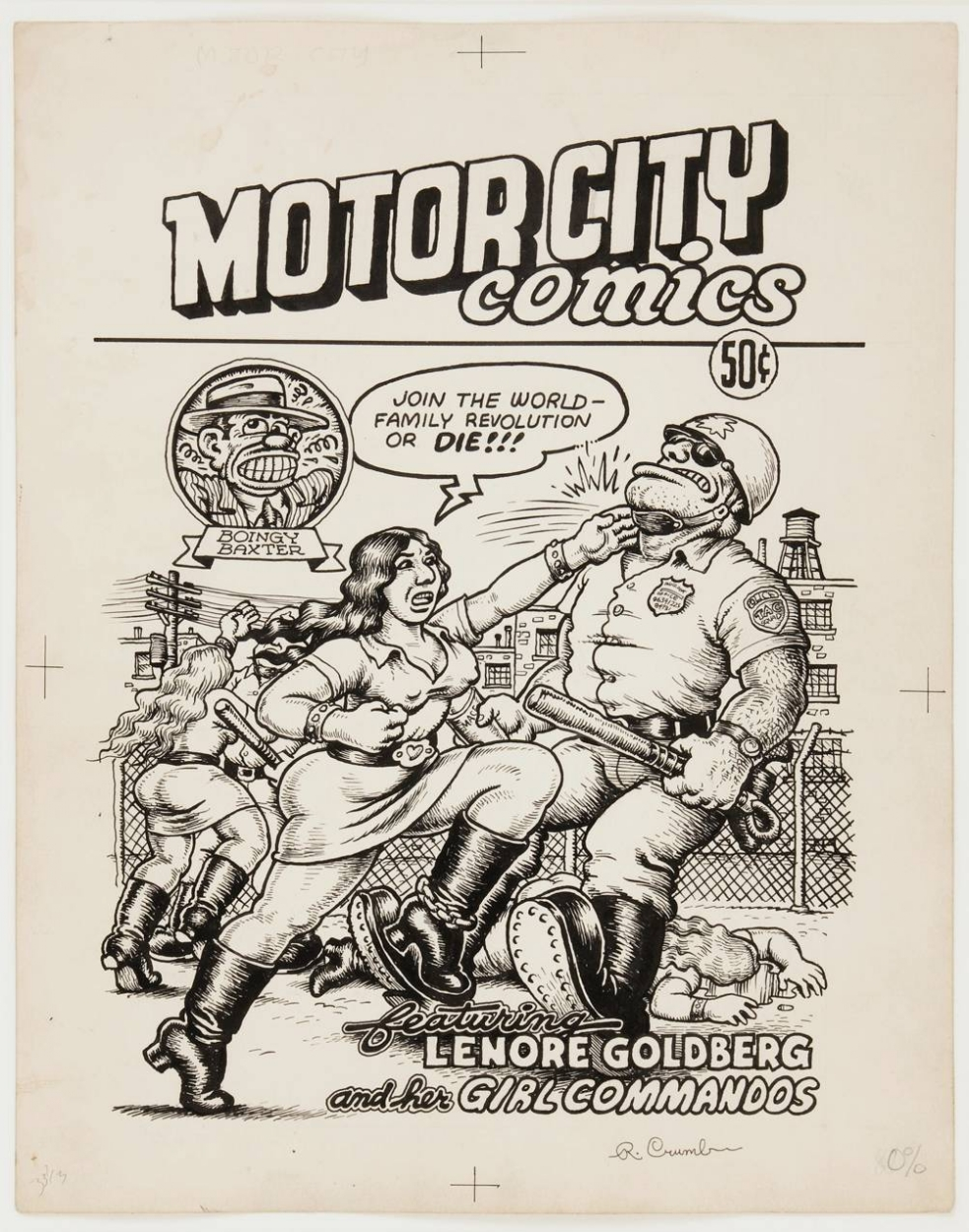 Adult comix gallery
