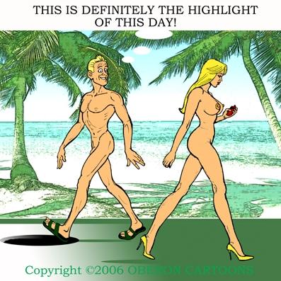 Resultado de imagen para comics nudist,
