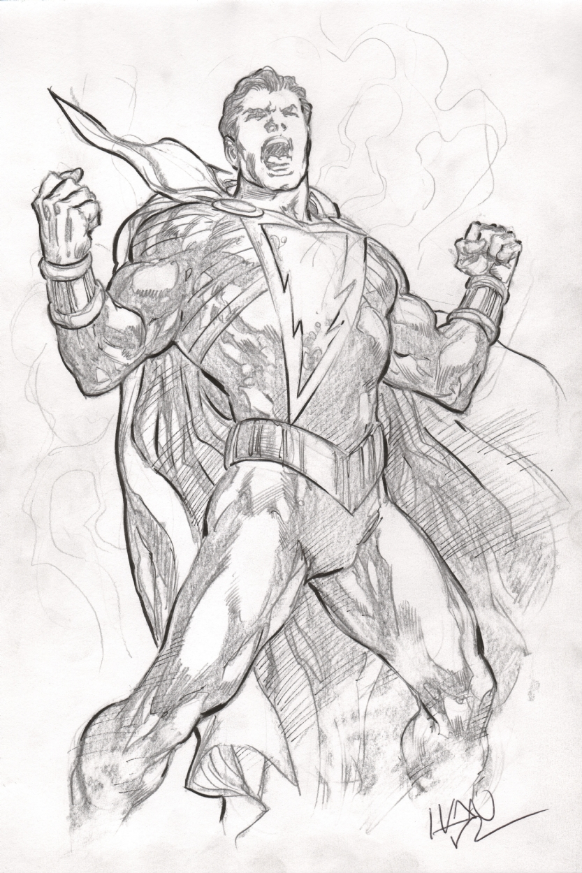 shazam study ivan reis in ivan costas the ivan reis