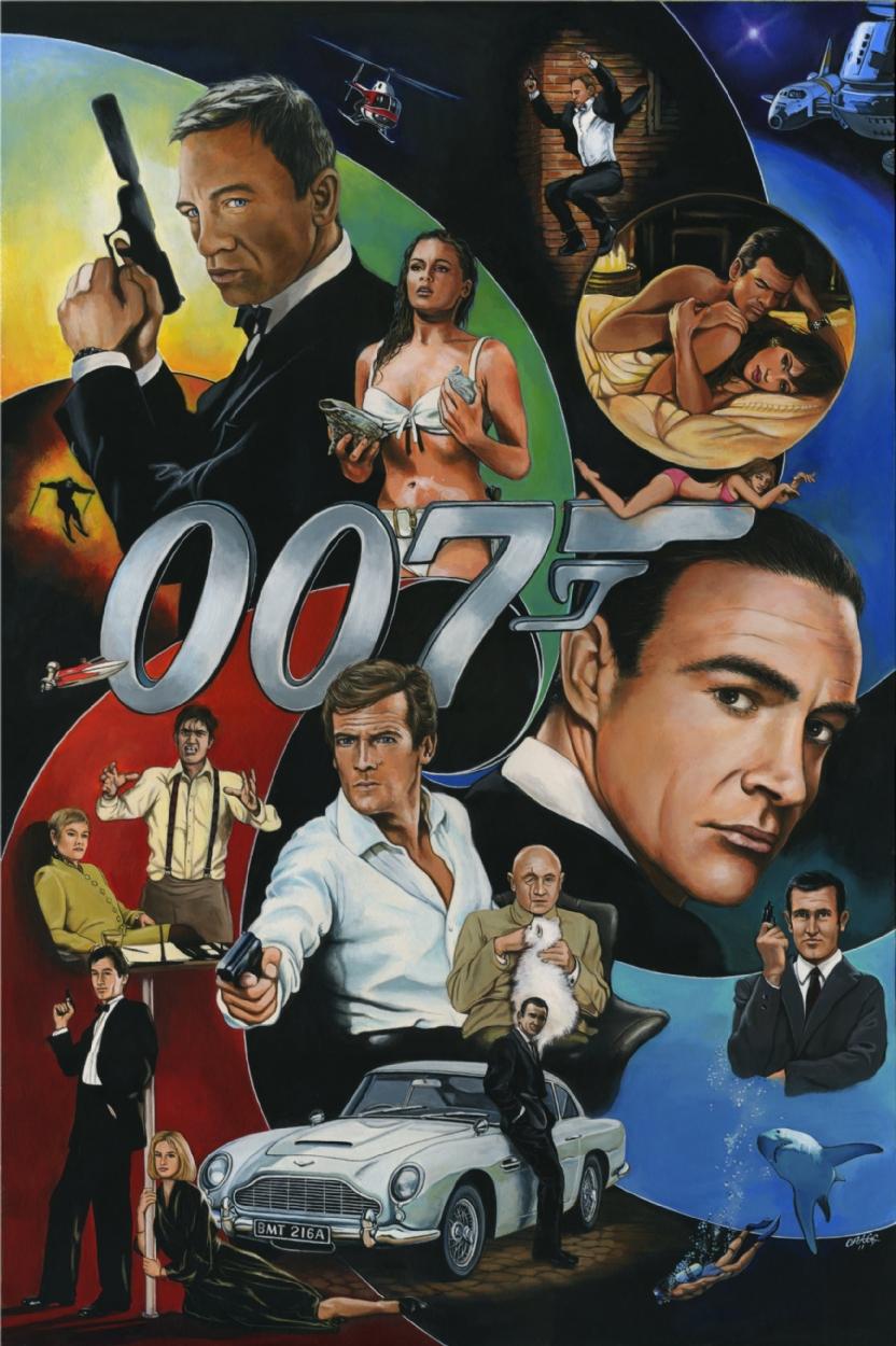 forever bond james bond in ed lloyd graggs ed lloyd