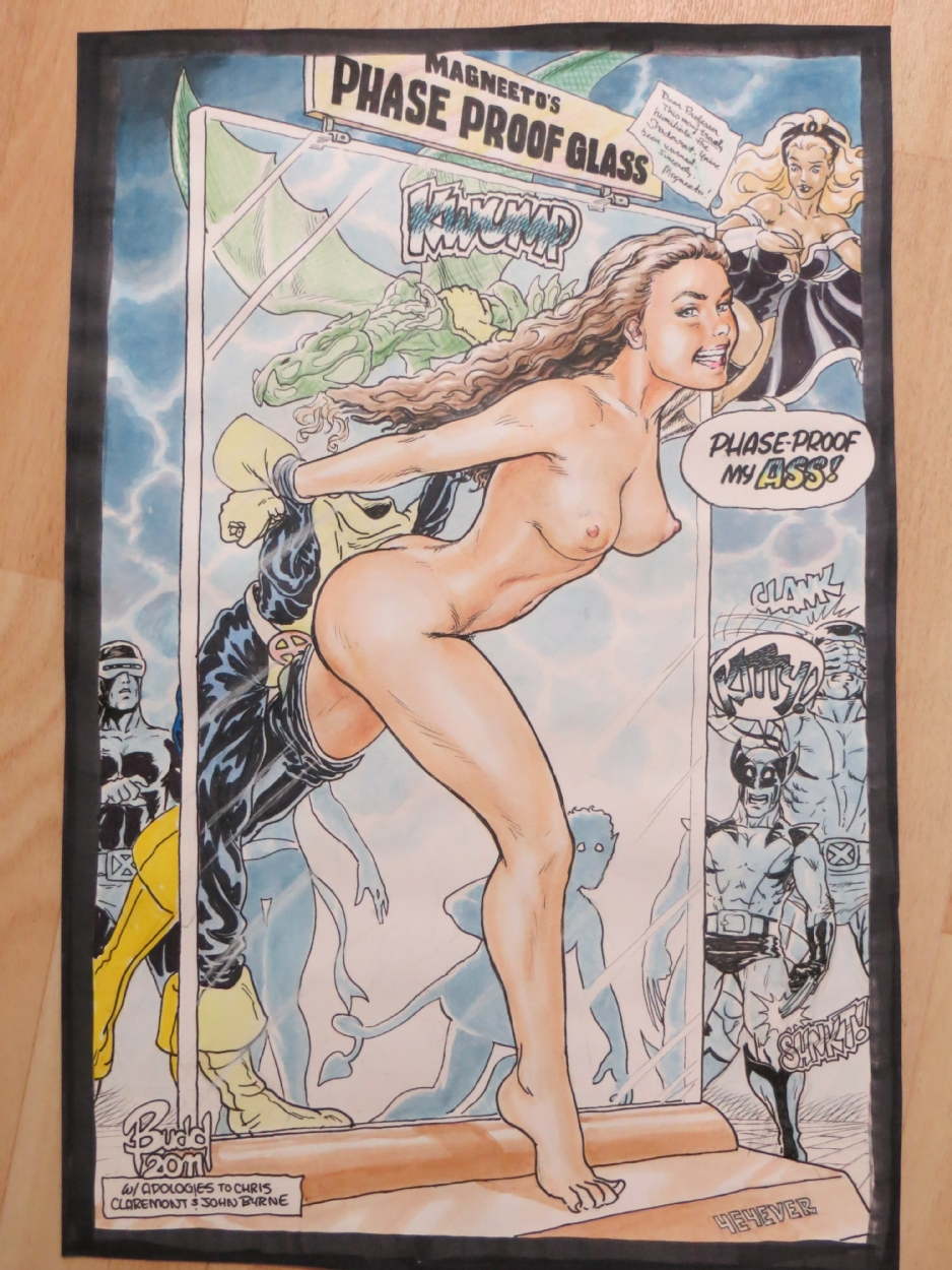 sexy kitty pryde nude